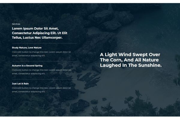 sierra-nature-home-screenshot-1